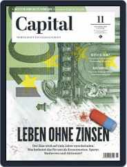 Capital Germany (Digital) Subscription November 1st, 2019 Issue
