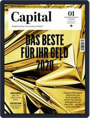 Capital Germany (Digital) Subscription January 1st, 2020 Issue