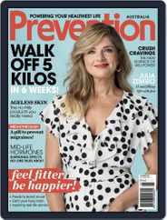 Prevention Magazine Australia (Digital) Subscription October 1st, 2018 Issue