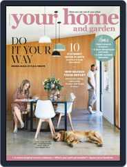 Your Home and Garden (Digital) Subscription April 1st, 2019 Issue