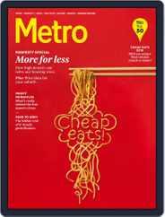 Metro NZ (Digital) Subscription September 1st, 2018 Issue