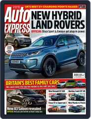 Auto Express (Digital) Subscription April 22nd, 2020 Issue