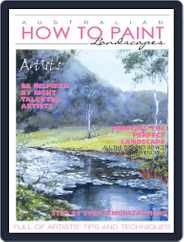 Australian How To Paint (Digital) Subscription July 1st, 2017 Issue