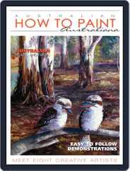 Australian How To Paint (Digital) Subscription January 1st, 2018 Issue
