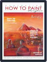Australian How To Paint (Digital) Subscription October 1st, 2018 Issue