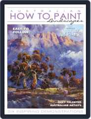 Australian How To Paint (Digital) Subscription April 1st, 2019 Issue
