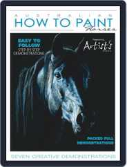 Australian How To Paint (Digital) Subscription July 1st, 2019 Issue