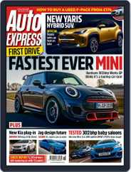 Auto Express (Digital) Subscription April 29th, 2020 Issue