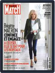 Paris Match (Digital) Subscription April 30th, 2020 Issue
