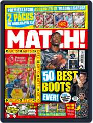 MATCH (Digital) Subscription April 21st, 2020 Issue