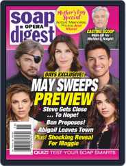 Soap Opera Digest (Digital) Subscription May 11th, 2020 Issue