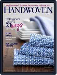 Handwoven (Digital) Subscription May 1st, 2020 Issue