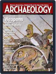 ARCHAEOLOGY (Digital) Subscription May 1st, 2020 Issue