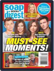 Soap Opera Digest (Digital) Subscription May 18th, 2020 Issue