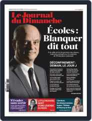 Le Journal du dimanche (Digital) Subscription May 10th, 2020 Issue