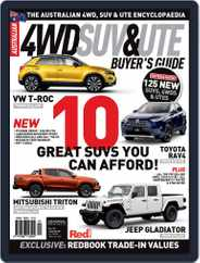 Australian 4WD & SUV Buyer's Guide (Digital) Subscription May 1st, 2020 Issue