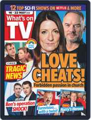 What's on TV (Digital) Subscription May 16th, 2020 Issue