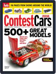 Contest Cars Magazine (Digital) Subscription September 14th, 2018 Issue
