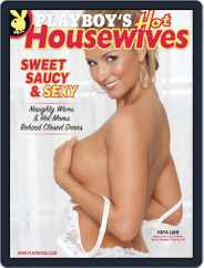 Playboy's Hot Housewives (Digital) Subscription July 28th, 2010 Issue