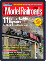 Great Model Railroads Magazine (Digital) Subscription September 29th, 2017 Issue