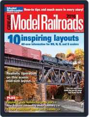 Great Model Railroads Magazine (Digital) Subscription January 1st, 2016 Issue