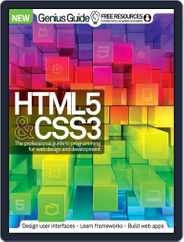 HTML 5 & CSS3 Genius Guide Magazine (Digital) Subscription August 12th, 2015 Issue