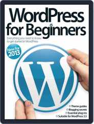 Wordpress For Beginners Magazine (Digital) Subscription July 17th, 2013 Issue