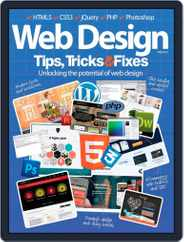 Web Design Tips, Tricks & Fixes Magazine (Digital) Subscription July 24th, 2013 Issue
