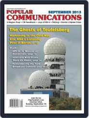 Popular Communications (Digital) Subscription September 1st, 2013 Issue