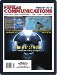 Popular Communications (Digital) Subscription August 1st, 2013 Issue