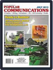Popular Communications (Digital) Subscription July 1st, 2013 Issue
