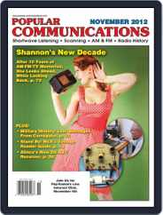 Popular Communications (Digital) Subscription November 1st, 2012 Issue