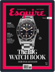 Esquire: The Big Watch Book Magazine (Digital) Subscription December 4th, 2015 Issue