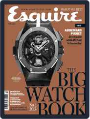 Esquire: The Big Watch Book Magazine (Digital) Subscription July 1st, 2015 Issue