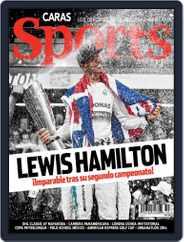 Caras Sports Magazine (Digital) Subscription December 7th, 2014 Issue