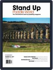 Stand Up Paddle World Magazine (Digital) Subscription June 30th, 2017 Issue