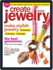 Create Jewelry: 101 All-New Designs Magazine (Digital) Subscription July 16th, 2014 Issue