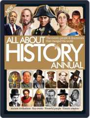All About History Annual Magazine (Digital) Subscription October 1st, 2016 Issue