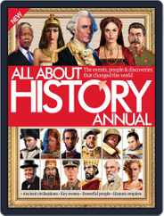All About History Annual Magazine (Digital) Subscription September 30th, 2015 Issue