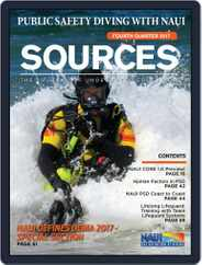 Sources (Digital) Subscription October 1st, 2017 Issue