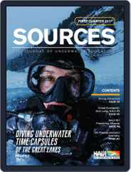 Sources (Digital) Subscription January 1st, 2017 Issue