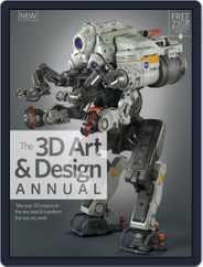 The 3D Art & Design Annual Volume 1 Magazine (Digital) Subscription November 4th, 2015 Issue