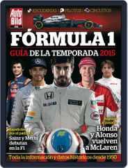 Auto Bild Es Extra F1 Magazine (Digital) Subscription April 3rd, 2015 Issue