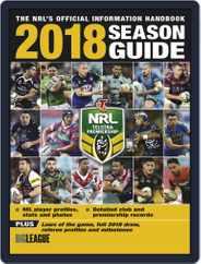 Big League: NRL Season Guide Magazine (Digital) Subscription February 13th, 2018 Issue