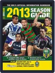 Big League: NRL Season Guide Magazine (Digital) Subscription February 18th, 2013 Issue