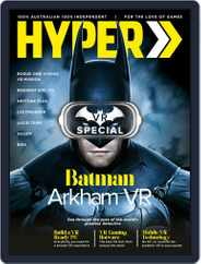 Hyper Magazine (Digital) Subscription October 1st, 2016 Issue