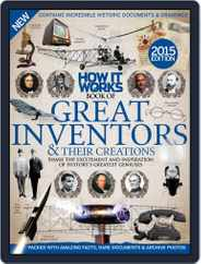 How It Works Book of Great Inventors & Their Creations Magazine (Digital) Subscription April 8th, 2015 Issue