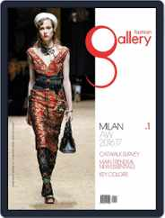 FASHION GALLERY MILAN (Digital) Subscription October 1st, 2016 Issue