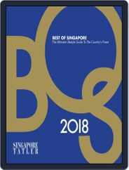 Singapore Tatler Best Of Singapore Magazine (Digital) Subscription January 26th, 2018 Issue