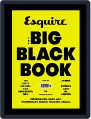 Esquire: The Big Black Book Magazine (Digital) Subscription March 19th, 2015 Issue